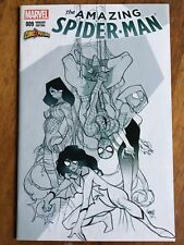 AMAZING SPIDERMAN 9 COMICXPOSURE EXCLUSIVE COVER BY PASQUAL FERRY SKETCH VARIANT
