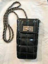 Authentic chanel bum bag black crossbody
