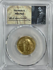2016-W First Strike Standing Liberty Gold 100th anniversary PCGS SP70
