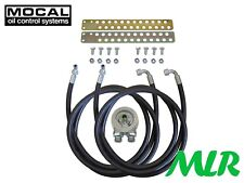 MOCAL MG MGF MGTF 1.6 1.8 VVC 135 160 K SERIES ENGINE OIL COOLER FITTING KIT BQY