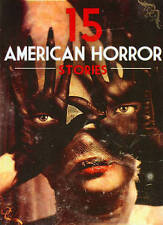 15 American Horror Stories (DVD,  3-Disc Set) NEW SEALED Salem Witch Trials