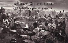 SEBASTIAO SALGADO IN CAMMINO GUIDA ALLA MOSTRA + PARIS POSTER GUIDE English