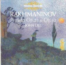 Rachmaninoff - Preludes : John Lill