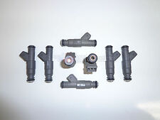 TRE 24lb Flow Matched Fuel Injectors Fit Bosch Chevy Ford GM V8 5.0L EV1 250cc 8