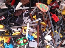 60 Lego Figuren-Zubehoer bunt gemischt minifig Ritter Star Wars kg handverlesen