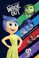 Junior Novel Ser.: Inside Out Junior Novelization (Disney/Pixar Inside Out)...