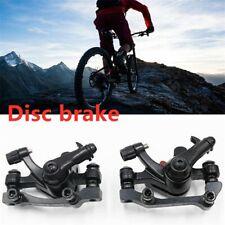 Freno de disco mecánico bici Delantero Trasero pinza de piezas de montaña MTB ciclismo un