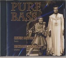 Kevin Maynor sings Wagner, Mozart, Bellini: Pure Bass (2007, Qualiton) New