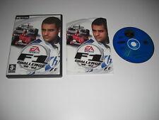 "F1 Challenge"" 99 -'02 PC CD ROM f 1 Formel Eins-fast Secure Dispatch"