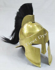 Spartan King Leonidas 300 Movie Wearable Helmet Replica gift for larp role plays