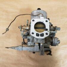 Datsun 240Z Original Hitachi SU Flat Top Carb Carburetor OEM