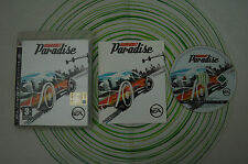 Burnout paradise ps3 pal