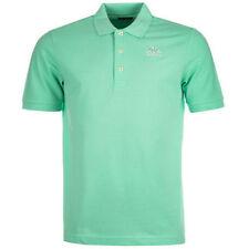 Camicie casual e maglie da uomo a manica corta Verde Kappa