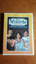 The Wizards of Waverly Place vs vampires Disney  Club Exclusive Halloween DVD
