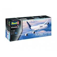 Revell 03891 1:144 Boeing 747-8 Lufthansa (New Livery) Aircraft Model Kit