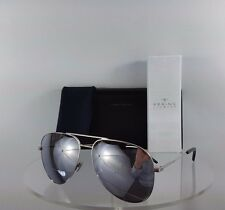 Brand new Authentic YVES SAINT LAURENT Classic 11 Sunglasses YSL 011 Silver