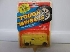1981 Kidco Tough Wheels Trucks Starburst Racing Rig No 11600 1/100