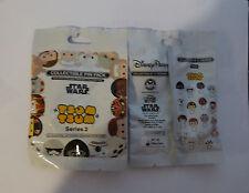 Disney Trading Pins 123002 Star Wars - Tsum Tsum Mystery Pin Pack - Series 2