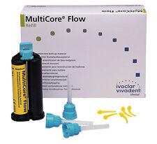 MULTICORE FLOW CARTRIGE 50gm A3 MEDIUM IVOCLAR 578914