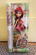 Cerise Hood Ever After High Enchanted Picnic Doll Netflix Red Riding Hood EAH
