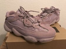 Kids Adidas Yeezy 500 Kids Soft Vision Pink Waverunner 700 350 V2 Size 1.5