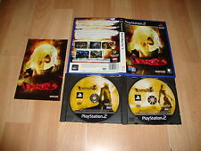 DEVIL MAY CRY 2 DE CAPCOM PARA LA SONY PS2 CON DOS DISCOS USADO COMPLETO