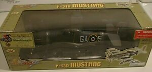 Ultimate Soldier 21st Century British Fighter Plane P-51D Mustang 1:32