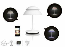 Lampe de table Philips en verre pour la maison