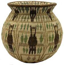 Wounaan Embera Basket Crossroads Trade Fair Eco Natural Panama
