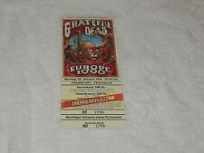 Grateful Dead - Ticket - Europe 1990 Frankfurt Germany 10/22/1990 Mint  - WOW