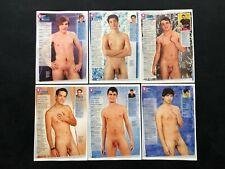 BRAVO Bodycheck 34x nackte Jungen, Jugendzeitschrift, nude boys collection