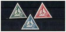 Lettland 1932 Michel Nr 203- 205 A postfrisch