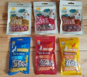 Good Boy - x6 Packs of Puppy / Dog Training Treats - Job Lot
