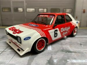 BRT029   TTS029 BRM 1:24 Fahrzeug Ford Escort Mk1 Rallye Team B-Racing No. 6