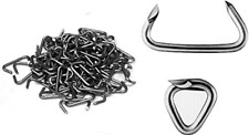 Watercarbon Tools107 Hog Ring Upholstery Hog Rings pack Kit - 500 Auto Interior