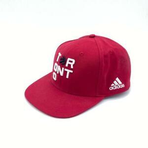 Adidas Toronto Raptors NBA Snapback Red Cap/ Hat  OSFA