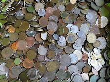 10 Kg Münzen Exoten (Afrika, Asien, Südamerika ... ) - KEIN Europa - Nordamerika