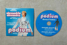 "CD AUDIO MUSIQUE / BERNARD FREDERIC ""ALEXANDRIE ALEXENDRA (PODIUM)"" 2T CDS  2004"