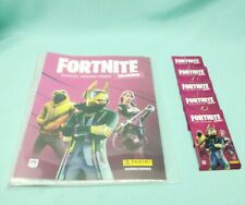 Panini Fortnite Reloaded Serie 2 Trading Card Sammelmappe + 5 Booster