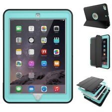 Hybrid Outdoor Skin Case Cover Light blue for Apple iPad Pro 12.9 Pouch Case