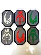 Mudhorn or Mythosaur Signet Clan Magnet Mando