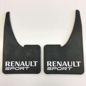 x4 Renault Sport Car Mudflaps Rubber Mud Flaps Clio Twingo Megane