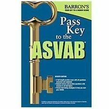 Pass Key to the ASVAB, 7th Edition (Barron's Pass Key to the Asvab)