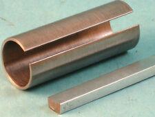 "1"" X 1-1/8"" X 4"" Shaft Adapter Pulley Bore Reducer Sleeve Bushing Sheave & Key"