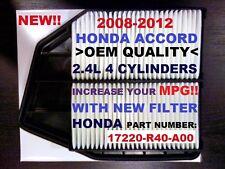 AF5248 CA8743 Engine Air Filter for 1998-02 HONDA ACCORD 2.3L AF7919 PZA233