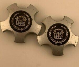 Cadillac Catera OEM Wheel CenterCap Silver Finish 90-538-077 90538077BD 97 98 99