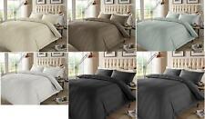 400TC Luxurious Duvet Cover Set – Multi-Stripe Woven 100% Egyptian Cotton