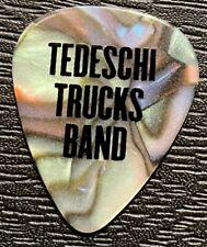 TEDESCHI TRUCKS BAND #1 TOUR GUITAR PICK