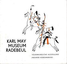 """Karl May Museum Radebeul, völkerkundliche Ausstellung """"Indianer Nordamerikas"""""""