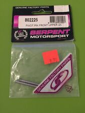 Serpent Racing Pivot Pin Front Upper (2) 802225